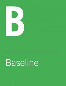 Baseline element logo